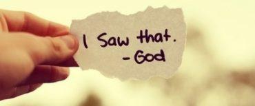 "Allah sedang Memikirkanmu"" Yohanes 1:48"