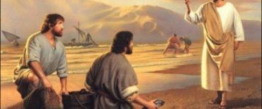 """""""Alasan Tuhan Yesus Memilih Petrus Sebagai Salah Satu Muridnya"""" Lukas 5:10b"""