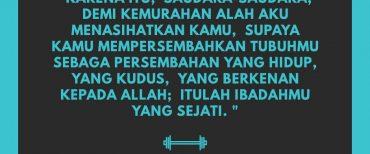 Tuhan Berkata