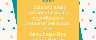 Tuhan Pegang Hidupmu!