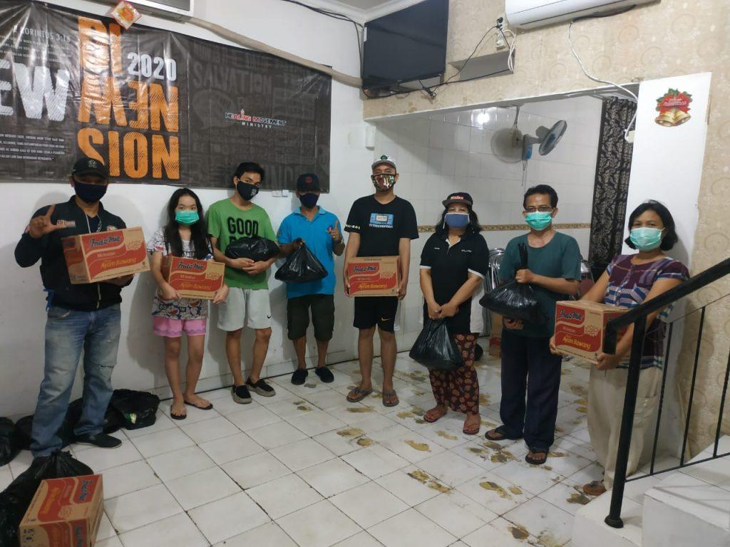 LumbungCOOL – GBI Griya Bukit Jaya